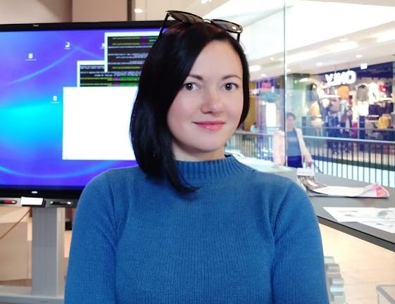 Анастасія Кудлай