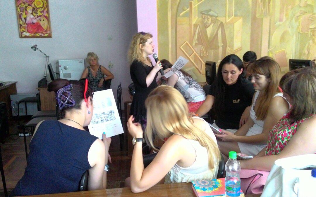"Workshop ""Can Grammar Be Fun? Effective Tips for Super Teachers"""